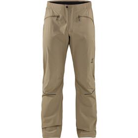 Haglöfs L.I.M Chalk Pants Men beige